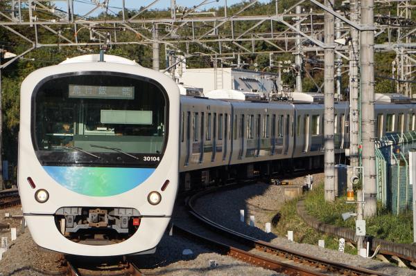 2015-11-03 西武30104F 急行飯能行き