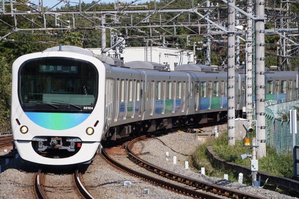 2015-11-03 西武30104F 準急飯能行き