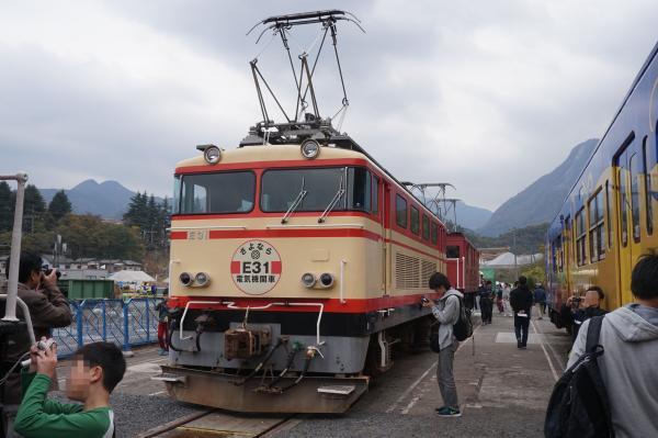 2015-11-07 E31形電気機関車1
