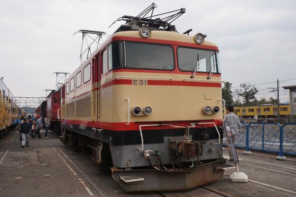 2015-11-07 E31形電気機関車2