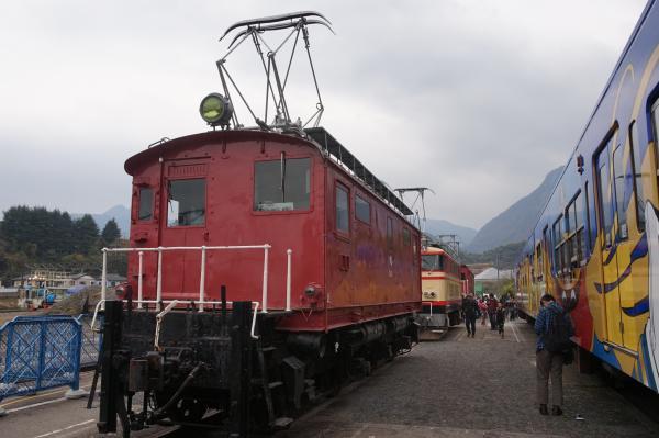 2015-11-07 E43形電気機関車