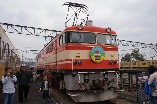 2015-11-07 E854形電気機関車2