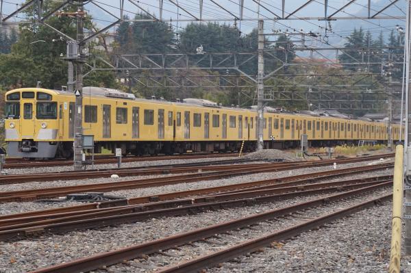 2015-11-07 西武2075F