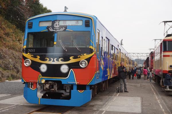 2015-11-07 西武3011F クハ3011