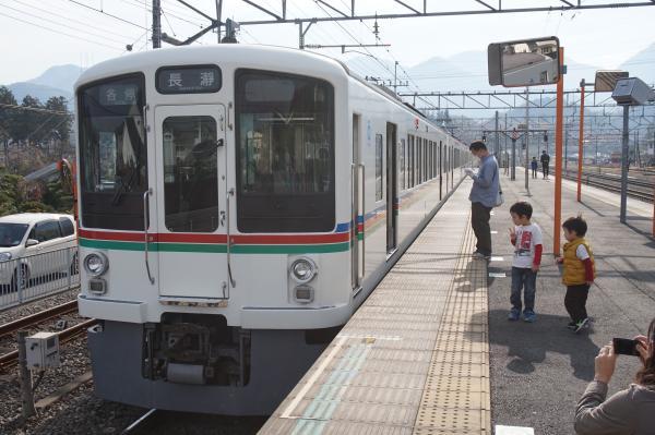 2015-11-07 西武4015F 各停長瀞行き 1053レ