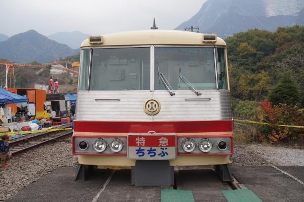 2015-11-07 西武5000系 カットモデル