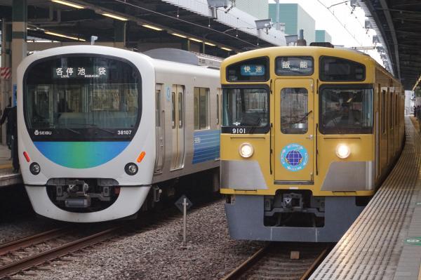 2015-11-07 西武9101F 38107F