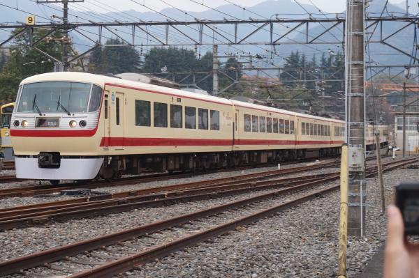 2015-11-07 西武10105F 特急西武秩父行き