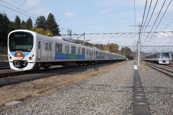 2015-11-07 西武38116F 10101F