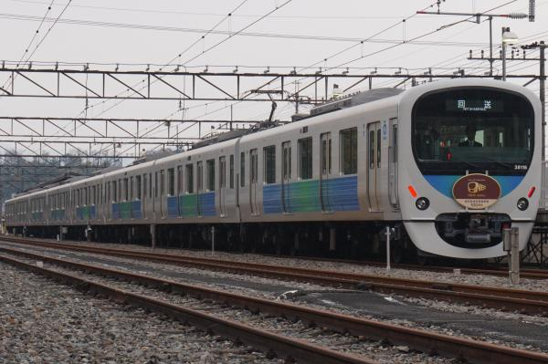 2015-11-07 西武38116F 回送