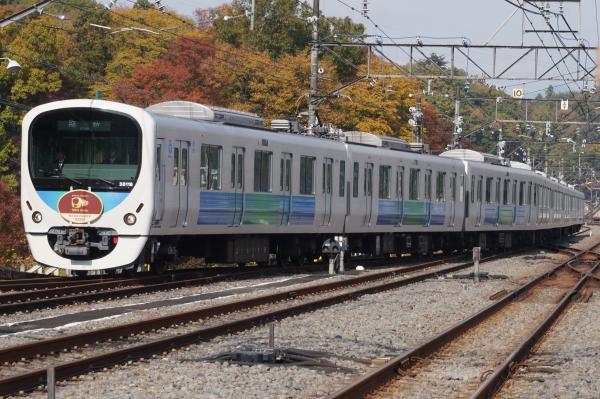 2015-11-07 西武38116F 臨時2