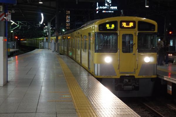 2015-11-22 西武2097F 準急池袋行き1 4354レ