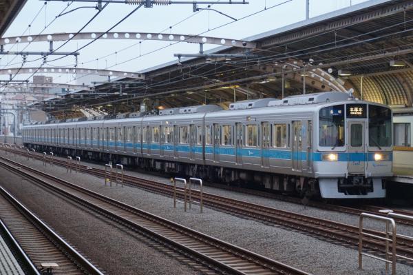 2015-11-26 小田急1081F 各停本厚木行き