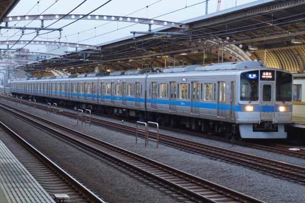 2015-11-26 小田急2053F 各停本厚木行き