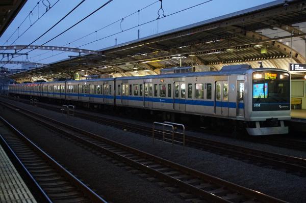 2015-11-26 小田急3252F 区間準急唐木田行き