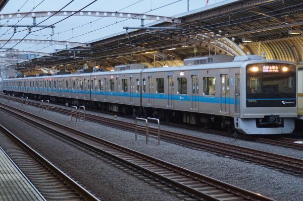 2015-11-26 小田急3665F 各停本厚木行き