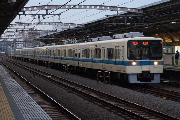 2015-11-26 小田急8054F+8254F 急行小田原行き