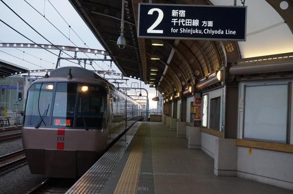 2015-11-26 小田急30000形 回送
