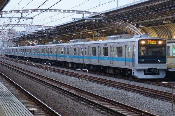 2015-11-26 小田急3656F 区間準急唐木田行き