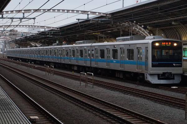 2015-11-26 小田急3657F 各停秦野行き