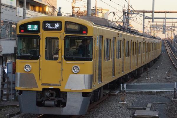 2015-11-28 西武2087F 準急池袋行き 4314レ