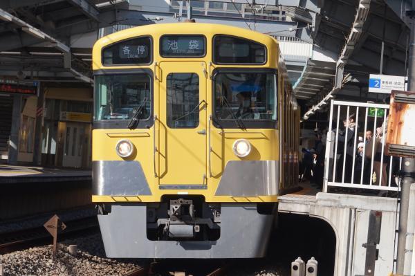 2015-11-28 西武2089F 各停池袋行き 5304レ