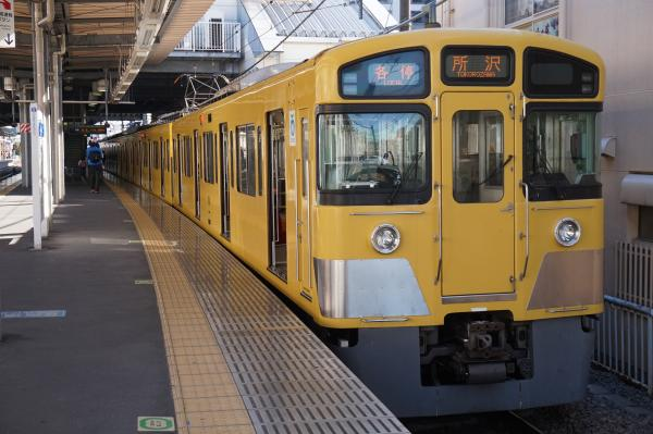 2015-11-28 西武2097F 各停所沢行き3 5301レ