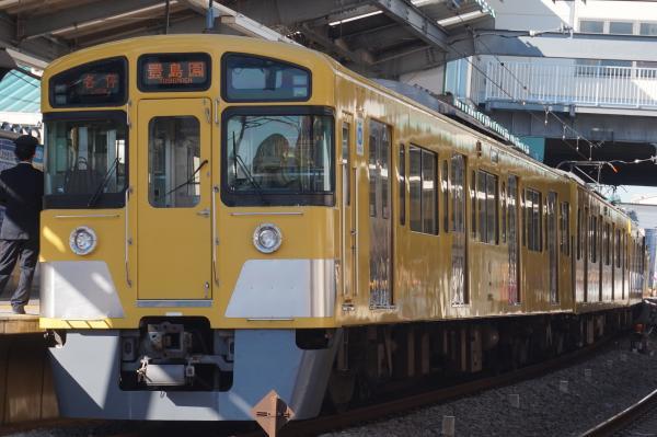 2015-11-28 西武2097F 各停豊島園行き 5443レ