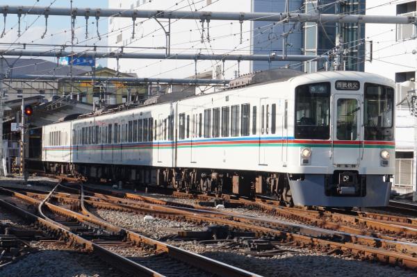 2015-11-28 西武4001F 各停西武秩父行き 5031レ
