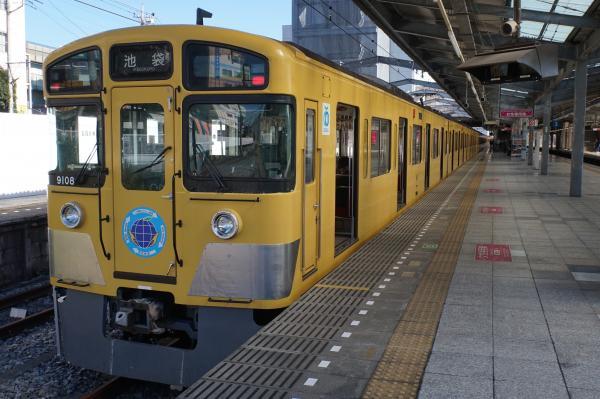 2015-11-28 西武9108F 準急池袋行き 4126レ