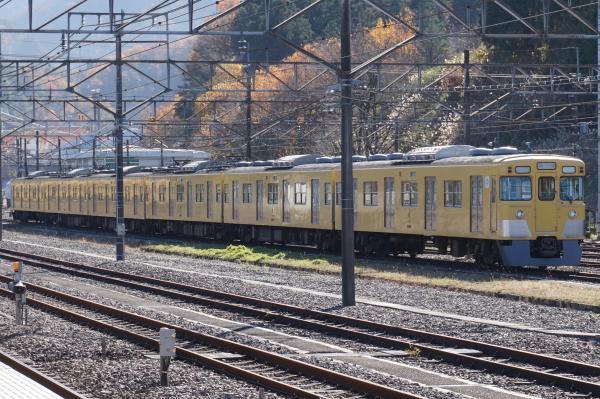 2015-12-05 西武2029F 横瀬2