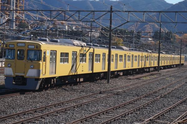 2015-12-05 西武2029F 横瀬3