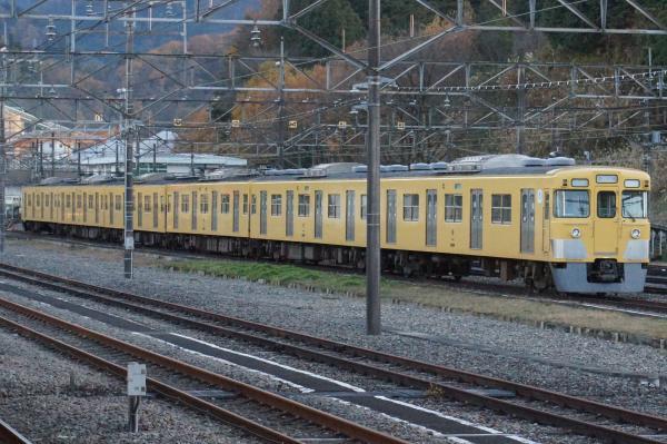 2015-12-05 西武2029F 横瀬4