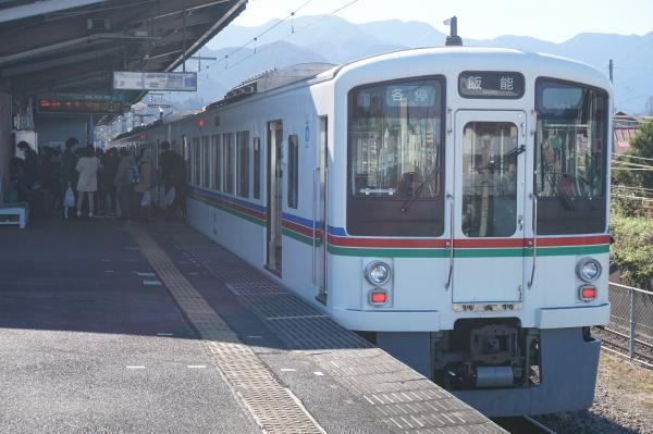 2015-12-05 西武4013F 各停飯能行き 5030レ