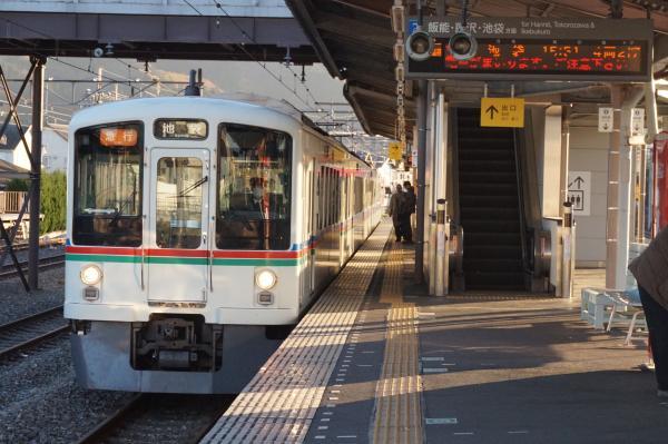 2015-12-05 西武4023F 急行池袋行き1 2002レ