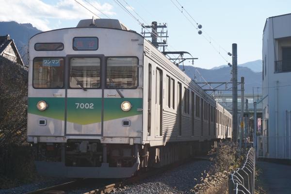 2015-12-05 秩父鉄道7002F 熊谷行き