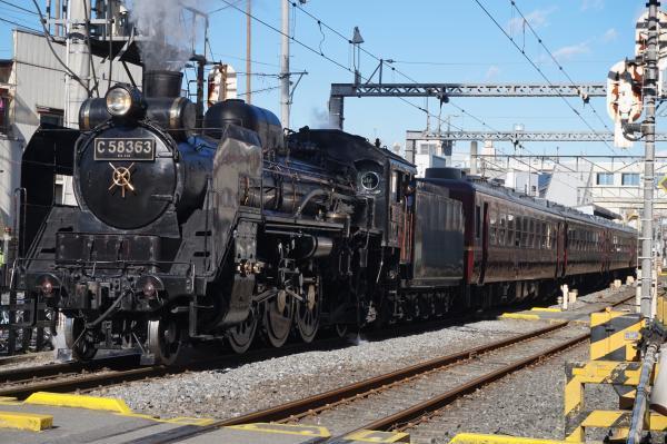 2015-12-05 秩父鉄道C58 363 三峰口行き