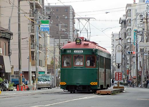阪堺電車 モ161