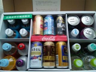 株主優待 北海道コカ・コーラボトリング