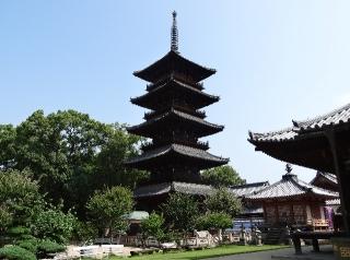 70本山寺-五重塔26