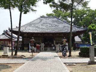70本山寺-本堂26