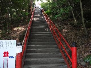 71弥谷寺-階段26
