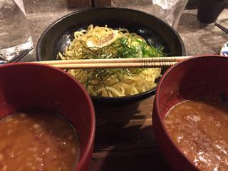 よんぱち海老塩つけ麺