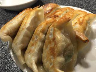 元祖餃子(並盛 8個)