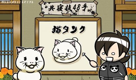 #003_猫タンク