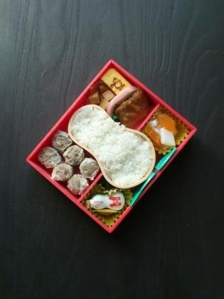 崎陽軒、ひょうちゃん弁当4