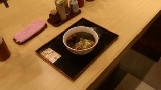生蕎麦いろり庵きらく北海道産かごめ昆布そば5