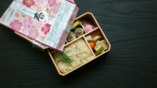 日崎陽軒おべんとう春4