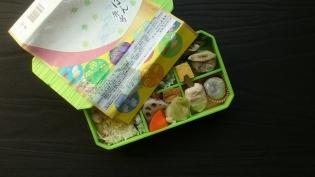 崎陽軒蛤(はまぐり)ごはん弁当5