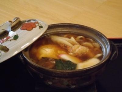 鍋焼きうどん (8)